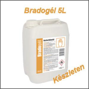 BradoGél 5L Készleten!