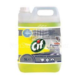 Cif Professional Power Cleaner Degreaser 5L erős zsírtalanító tisztítószer