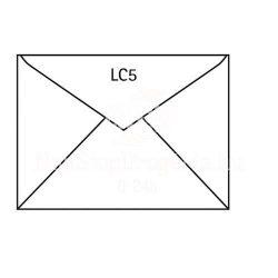 Boríték LC5 enyv. körny.barát