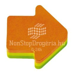 Post-it 2007A 140x92x23mm 225lap nyíl forma