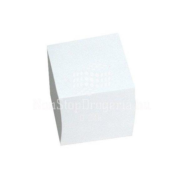 Kockatömb 9x9x9cm fehér