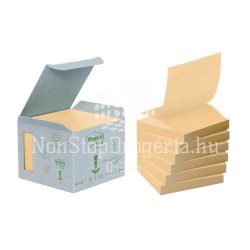 Post-it R330-1B-Z 76x76 6x100lap/csmGreen Line SÁRGA