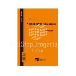 Kp.számla 50x3lap 2áfás B.13-373/D/V E Pátria