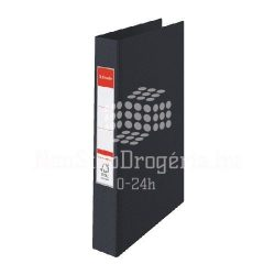 Gy.könyv A/4 2gy. 35mm címketartós 144..