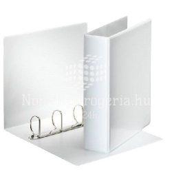 Gy.könyv A/4 4gy. 75mm panorámás 49705 fehér
