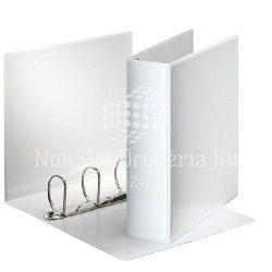 Gy.könyv A/4 4gy. 90mm panorámás 49706 fehér
