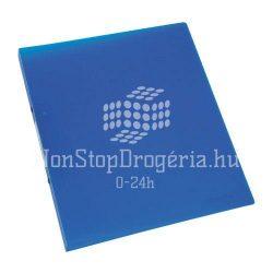 Gyűrűskönyv A/4 2gyűrűvel 20mm Standard PP Q-Connect kék