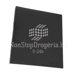 Gyűrűskönyv A/4 2gyűrűvel 20mm Standard PP Q-Connect fekete
