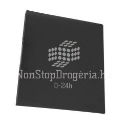 Gyűrűskönyv A/4 4gyűrűs 20mm Standard PP Q-Connect fekete