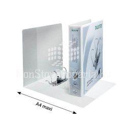 Gy.könyv A/4 4gy. 77mm panorámás Maxi fehér