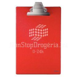 Felírótábla A/4 Maxi piros