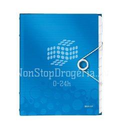 Rendezőmappa  12 részes  műanyag WOW 463400..