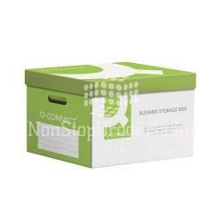Archiváló konténer+tető Q-Connect KF15851