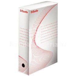 Archiválódoboz Boxy 8cm fehér 128001/128080