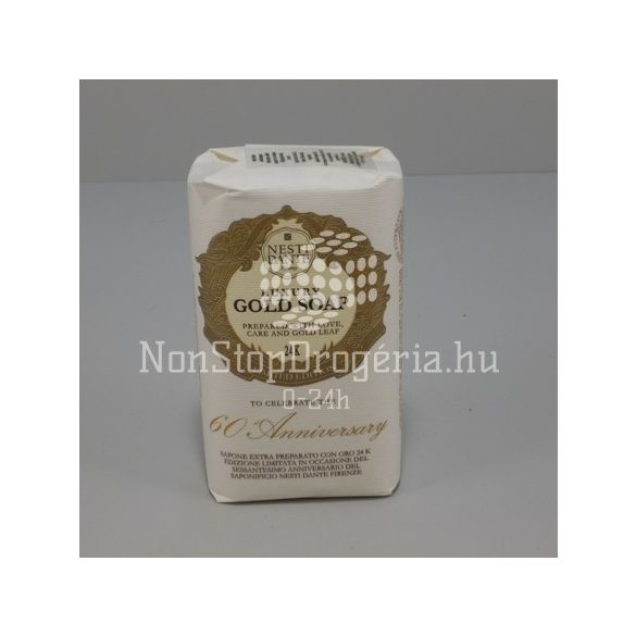 NESTI SZAPPAN LUXURY GOLD 24K