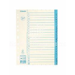 Regiszter A/4 A-Z papír 56873/69867/69910