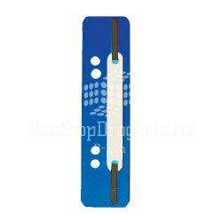 Gyorslefűzőcsík normál 14306../Q-Connect kék