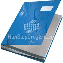 Aláírókönyv A/4 Esselte 62106../Leitz 18 részes 574500..