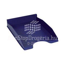 Irattálca műanyag Q-Connect kék
