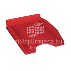 Irattálca műanyag Q-Connect piros