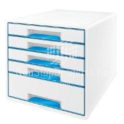 Irattartó 5 fiókos WOW Desk Cube Leitz 521410..