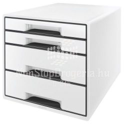 Irattartó 4 fiókos B&W Desk Cube 525200..