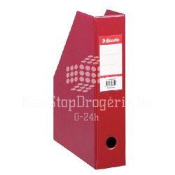 Iratpapucs PVC Esselte összehajtható 80mm 5600..