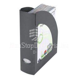 Iratpapucs műanyag Q-Connect szürke