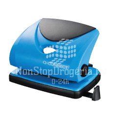 Lyukasztó Q-Connect Medium duty 816P/820P/9104 kék