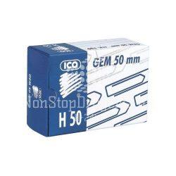 Gemkapocs 50mm/100db horg. H50-100