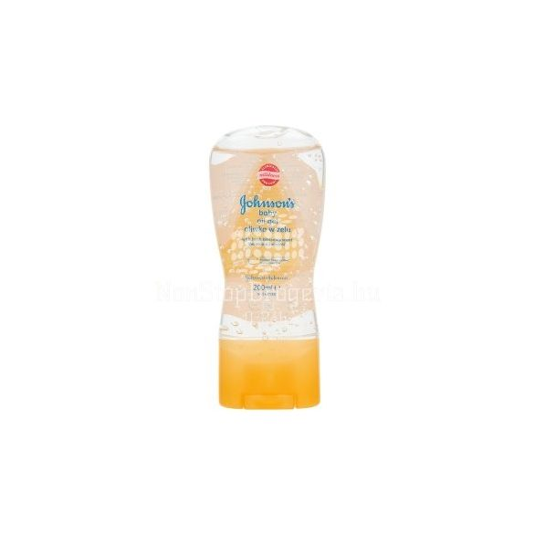 Johnsons Baby babaolaj 200ml-KAMILLA