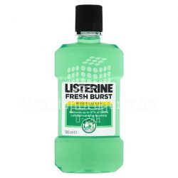 LISTERINE 500ML FRESH BURST