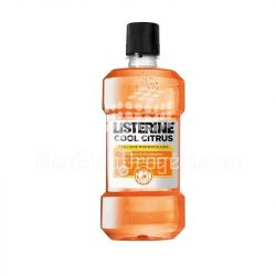 LISTERINE 500ML COOL CITRUS