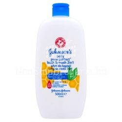 Johnsons Baby Fürdető 500ml Pure Protect
