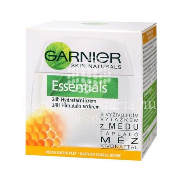 Garnier Skin Naturals Essentials Nagyon száraz bőrre méz 50ml