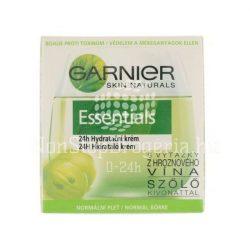 Garnier Skin Naturals Essentials hidratáló krém Szőlő kivonattal 50ml
