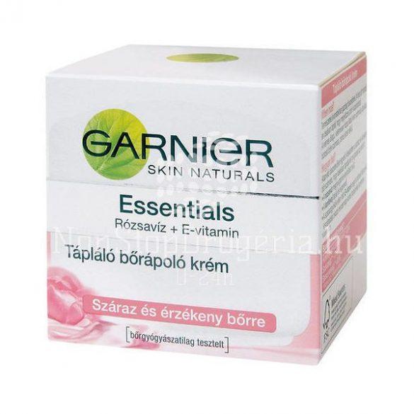 Garnier Skin Naturals Essentials hidratáló krém Száraz bőrre 50ml