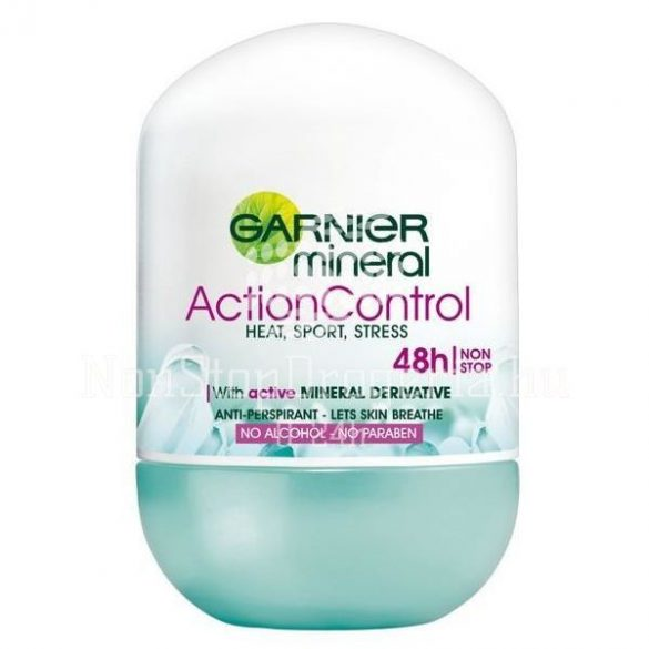 Garnier Mineral Roll 50ml Action Control