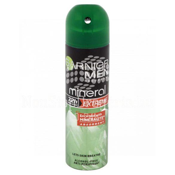Garnier Mineral Men Dezodor 150ml Extreme