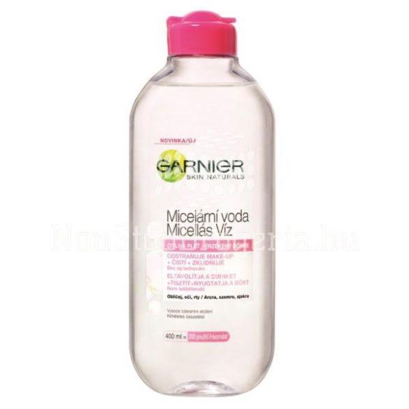 Garnier Skin Naturals Micellás Arctisztító víz  400ml