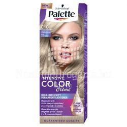 Palette hajfesték Intensive Color Creme C 10 sarki ezüstszőke