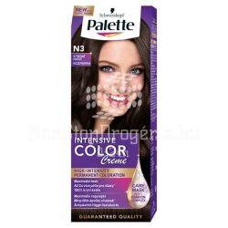 Palette hajfesték Intensive Color Creme N 3 középbarna