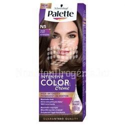 Palette hajfesték Intensive Color Creme N 5 sötétszőke