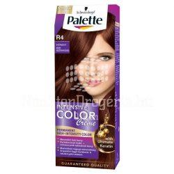 Palette hajfesték Intensive Color Creme R 4 gesztenye