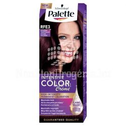 Palette hajfesték Intensive Color Creme RFE 3 padlizsán