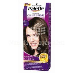 Palette hajfesték Intensive Color Creme G 3 trüffel