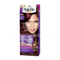 Palette hajfesték Intensive Color Creme RF 3 sötét vörös