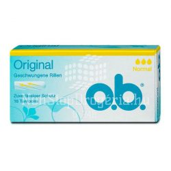 OB TAMPON 16DB ORIGINAL NORMAL