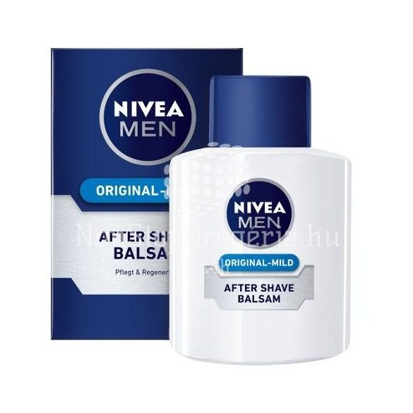 NIVEA AFTER SHAVE 100ML ORIGINAL MILD