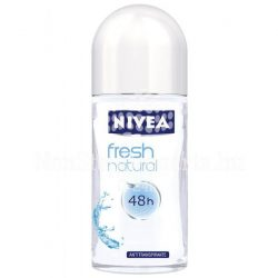 NIVEA ROLL 50ML FRESH NATURAL